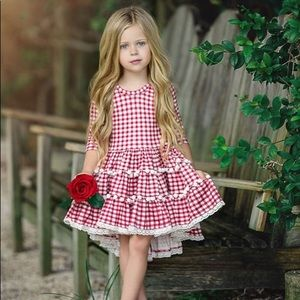 Dollcake Checker Dress